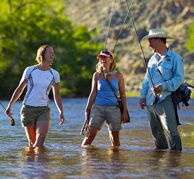 Angler's West Fly Fishing