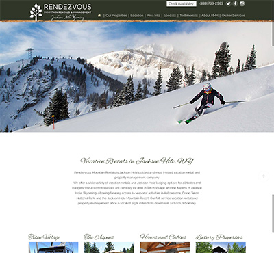 Rendezvous Mountain Rentals
