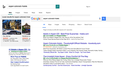 AllTrips > Managed Pay Per Click | Google Adwords & Bing